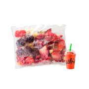 Smoothie de Fruta Berries and More Fresa Frambuesa Mora Manzana Disfruta Coffeetech
