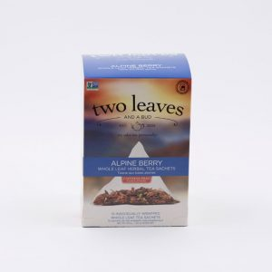 Té Alpine Berry Two Leaves Tea Coffeetech