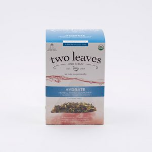 Té Orgánico Hydrate Two Leaves Tea Coffeetech