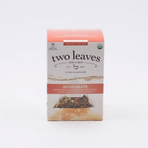 Té Orgánico Invigorate Two Leaves Tea Coffeetech
