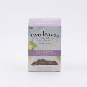 Té Jasmine Petal Green Two Leaves Tea Coffeetech