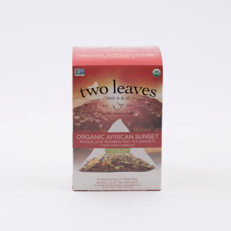 Té Orgánico African Sunset Two Leaves Tea Coffeetech