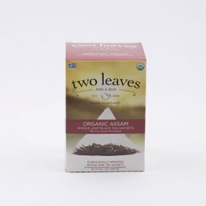 Té Orgánico Assam Two Leaves Tea Coffeetech