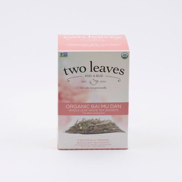 Té Organico Bai Mu Dan Two Leaves Tea Coffeetech