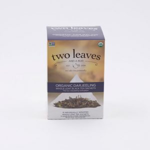 Té Orgánico Darjeeling Two Leaves Tea Coffeetech