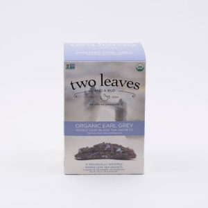 Té Orgánico Earl Grey Two Leaves Tea Coffeetech
