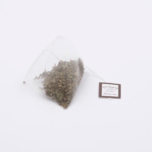 Té Orgánico Peppermint Two Leaves Tea Coffeetech