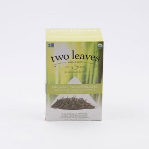 Té Orgánico Tamayokucha Two Leaves Tea Coffeetech