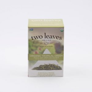 Té Orgánico Tropical Green Two Leaves Tea Coffeetech