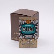 Té Chai Latte Power Matcha Sobres Individuales David Rio